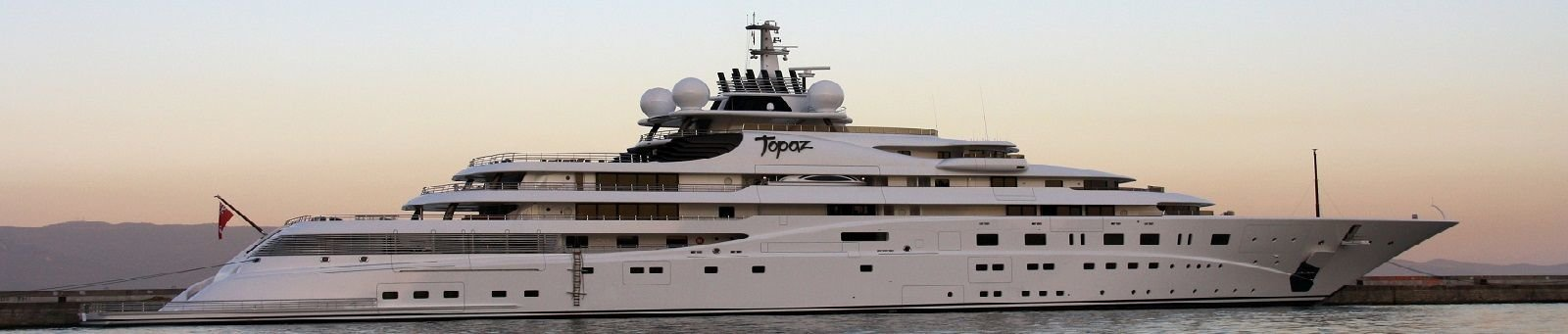 Greatness | Top 10 Largest yachts equipped with H&H HVAC systems