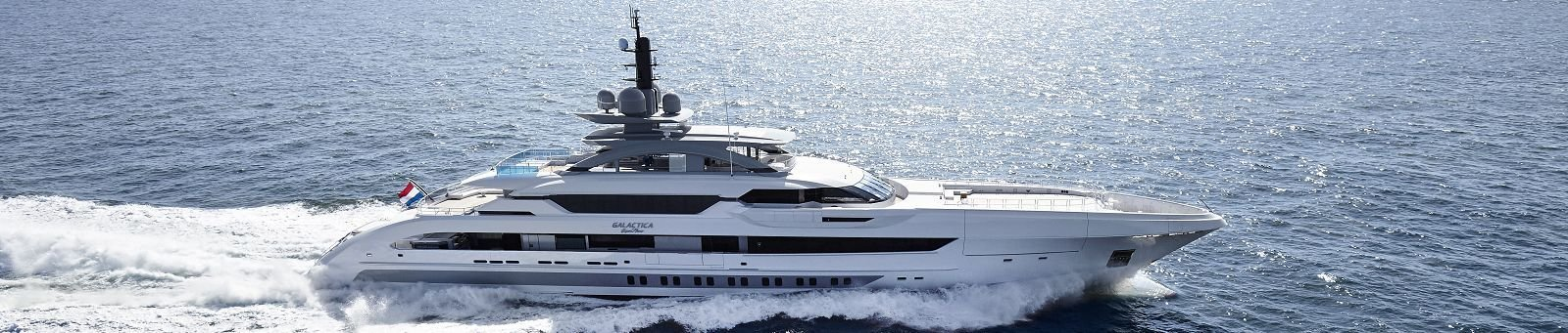 New Case Report: Heesen Galactica Super Nova