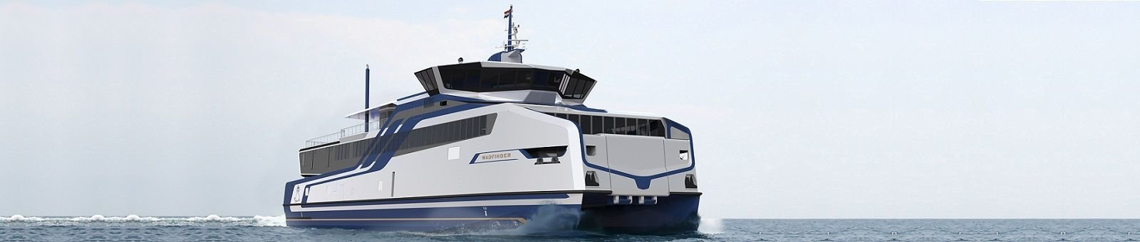 H&H acquires contract for two 70m Aluminium LNG fuelled RoPax ferries