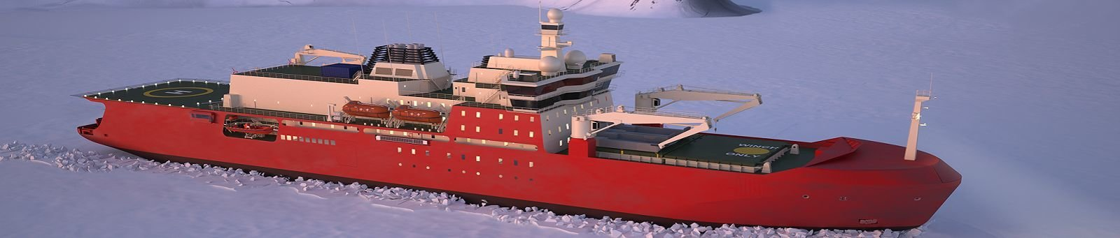 Heinen & Hopman to supply HVAC for Antarctic Supply Research Vessel