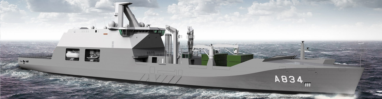 Heinen & Hopman to deliver HVAC for Combat Support Ship