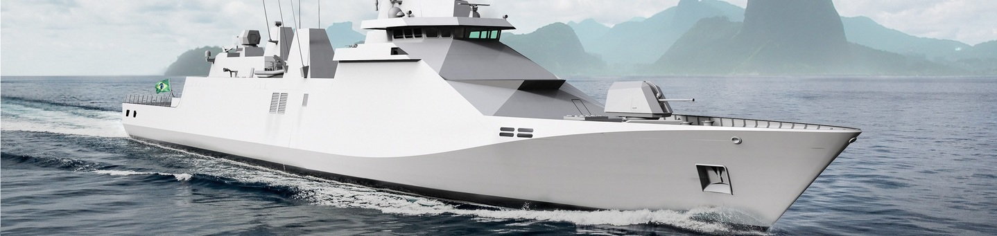 Partnering with the Damen/Saab Tamandaré Tender Consortium