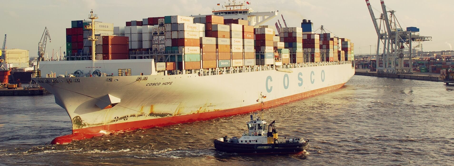 COSCO Container Vessels