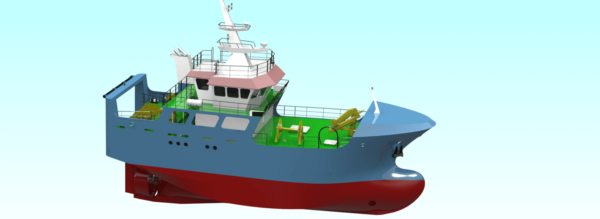 Fishing Vessel Marfish LLC