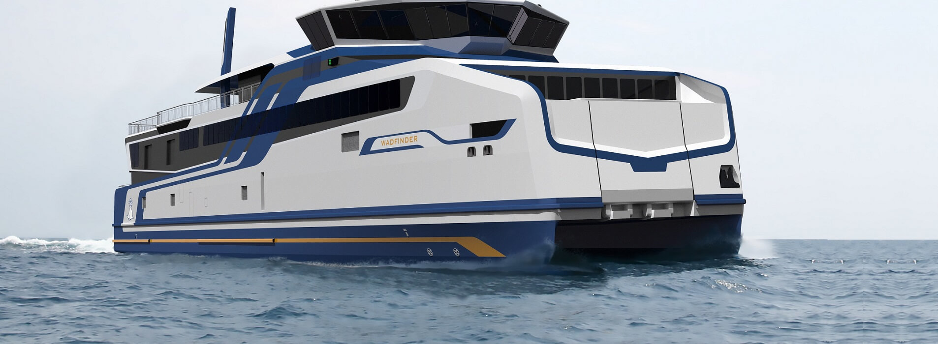 LNG Powered Ferries