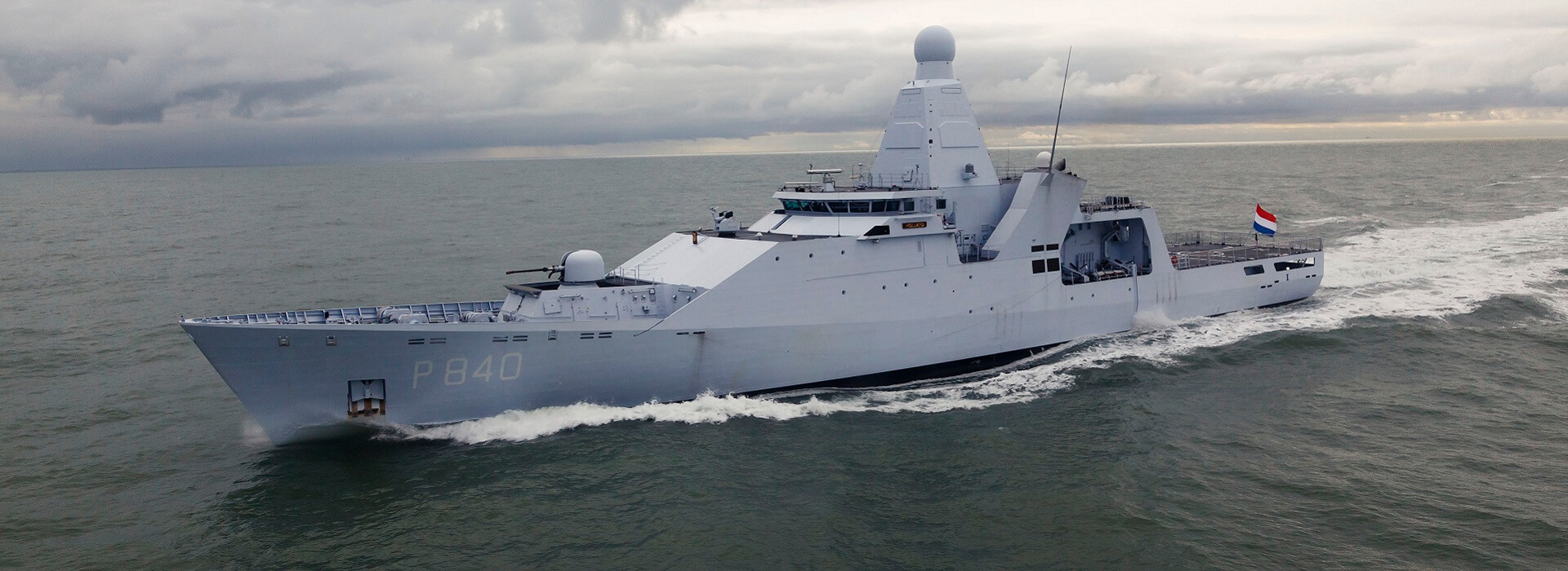 Zr.Ms. Friesland борт №410