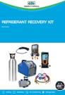 Refrigerant recovery kit