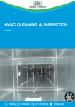 Air duct cleaning & inspection