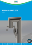 Air In- & Outlet - Head Openings