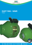Duct Fan WMR