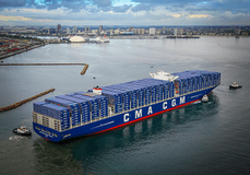 22000 TEU Container Vessels