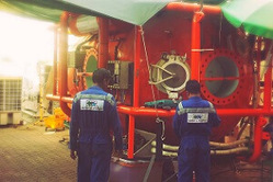 CASP delivers one-of-a-kind subsea chiller