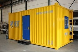 H2M Offshore Accommodation Modules