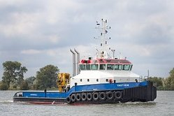 Heinen & Hopman Rotterdam supplies HVAC for Damen Shoalbuster 3312 ICE