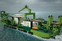 Heinen & Hopman to supply HVAC for the world's largest Cutter: Spartacus