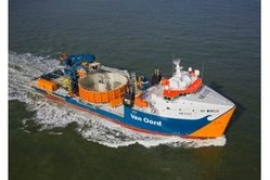 Offshore cable laying vessel: Nexus