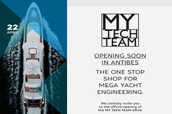 Opening soon in Antibes: MY TECH TEAM