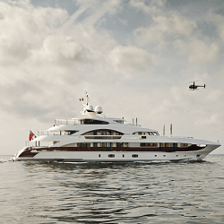 The art of perfection: HVAC on a superyacht
