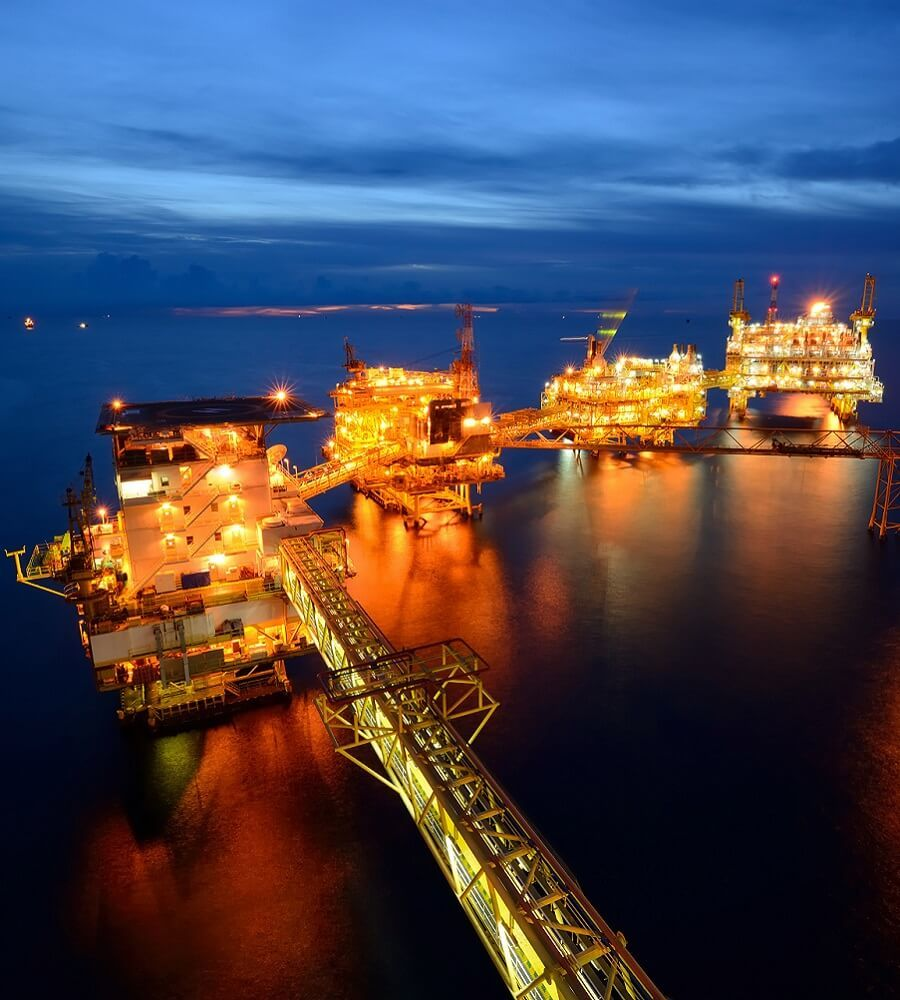 Offshore production platforms